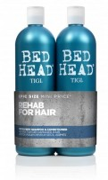 TIGI BED HEAD Urban Recovery 2x750 ml kompklet šampon in balzam