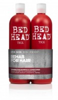 TIGI BED HEAD Resurrection  2x750 ml kompklet šampon in balzam