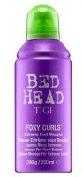 TIGI BED HEAD Foxy Curls Extreme Curl Mousse 250 ml pena za kodranje