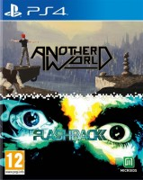 MICROIDS  Another World / Flashback Double Pack (PS4)