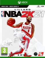 2K GAMES  NBA 2K21 (Xbox One & Xbox Series X)