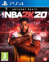 2K GAMES  NBA 2K20 (PS4)