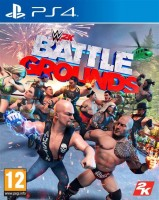 2K GAMES  WWE 2K Battlegrounds (PS4)