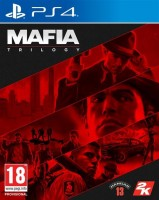 2K GAMES  PS4 MAFIA TRILOGY