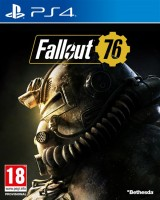 BETHESDA SOFTWORKS   Fallout 76 (PS4)