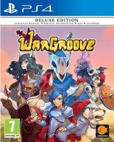 SOLD OUT SOFTWARE  Wargroove - Deluxe Edition (PS4)