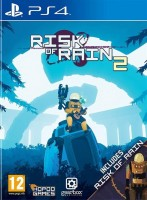 GEARBOX PUBLISHING  Risk Of Rain 2 (PS4)