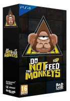 BADLAND GAMES  Do Not Feed The Monkeys - Collectors Edition (PS4)