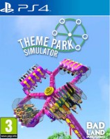 BADLAND GAMES  Theme Park Simulator - Collectors Edition (PS4)
