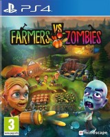 MINDSCAPE  Farmers vs Zombies (PS4)