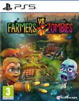 MINDSCAPE  Farmers vs Zombies (PS5)