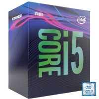 INTEL Core i5-9400 UHD grafika 630 BOX procesor